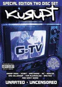 DVD REVIEW: Kurupt - G-TV