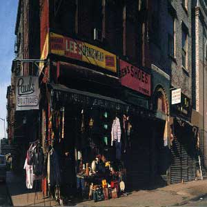 Paul's Boutique.