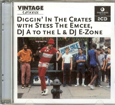 Diggin' In The Crates with Stess The Emcee, DJ A to the L and DJ E-Zone on Blazin' 102.3