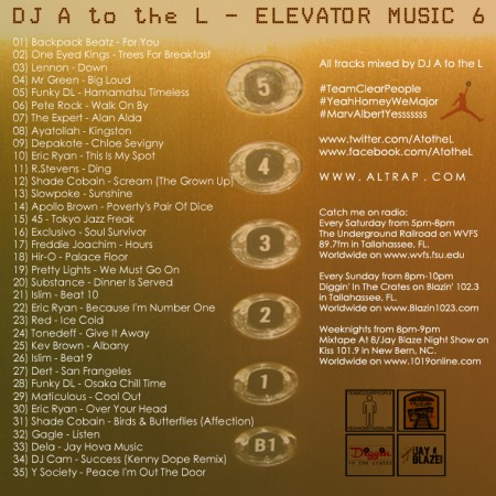 A to the L - Elevator Music 6