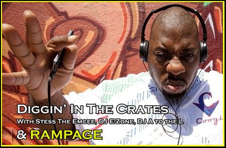 Diggin' In The Crates Special Edition with RAMPAGE