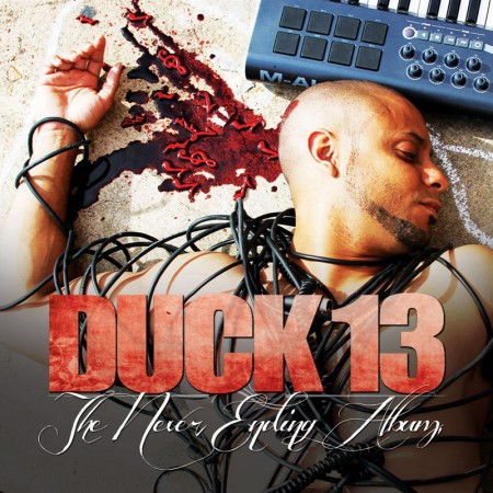 Duck 13 - The Neverending Album (Front Cover)