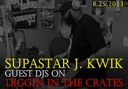 Diggin' In The Crates with Stess The Emcee & Supastar J.Kwik
