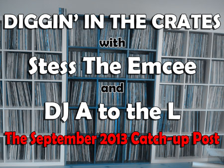 Diggin' In The Crates with Stess The Emcee & DJ A to the L