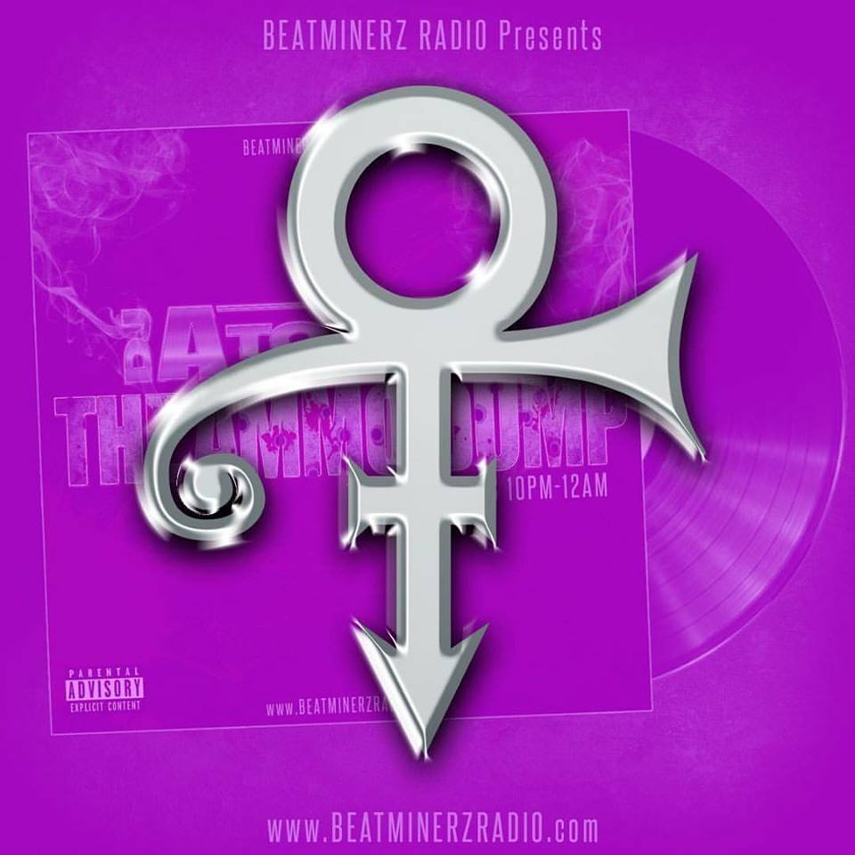 The Ammo Dump with DJ A to the L on Beatminerz Radio - The Prince Tribute