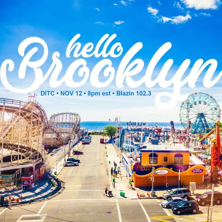 Hello Brooklyn!