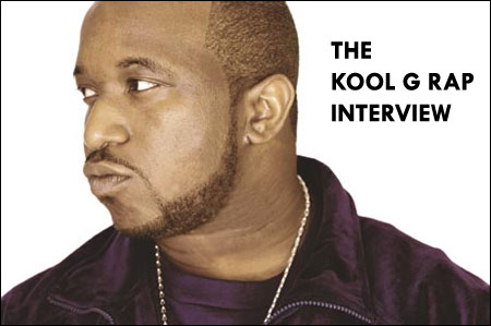 Kool G Rap interview with Stess The Emcee
