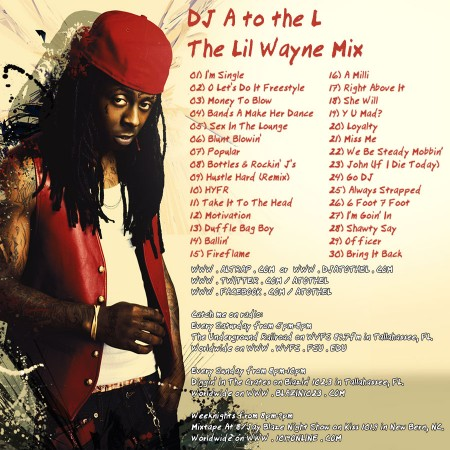 A to the L - Lil Wayne Mix