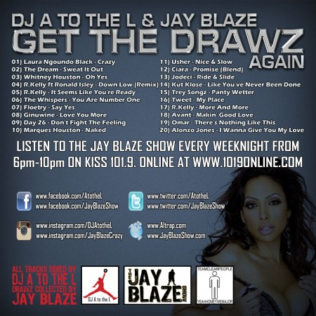 A to the L & Jay Blaze - Get The Drawz Again