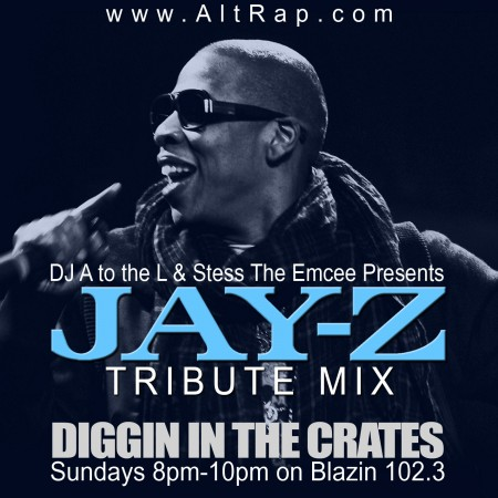 DJ A to the L - Jay-Z Mix 2013