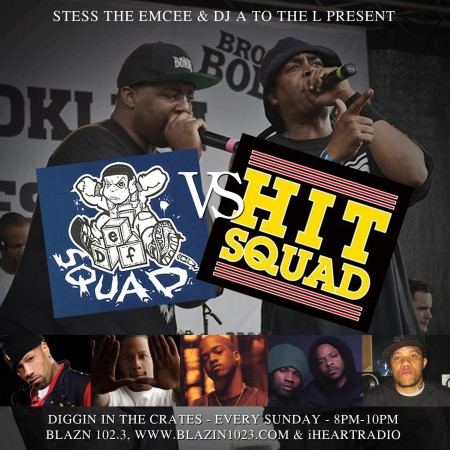 A to the L & Stess The Emcee - The EPMD/Hit Squad/Def Squad Tribute Mix