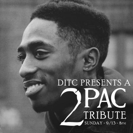 DITC 2Pac Tribute