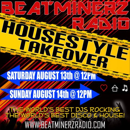 DJ A to the L - HouseStyle Takeover Mix on Beatminerz Radio