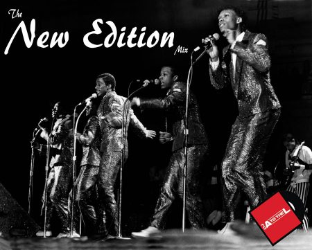 DJ A to the L - The New Edition Mix