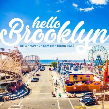 Hello Brooklyn!