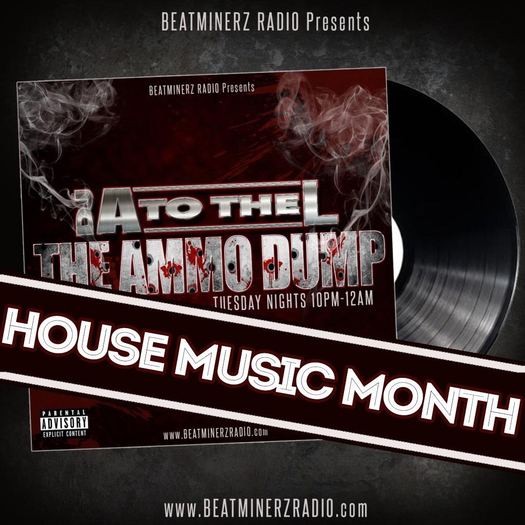 The Ammo Dump On Beatminerz Radio